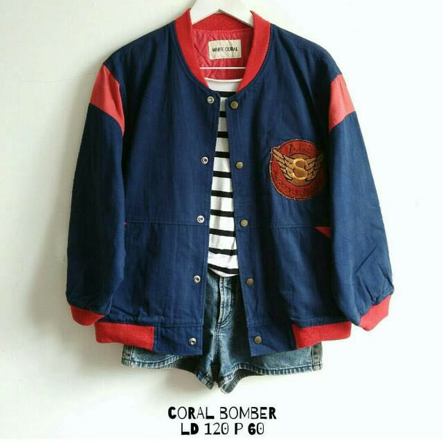 RE-PRICE Coral Bomber