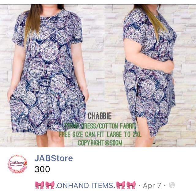 REPRICED upsize terno dress&short