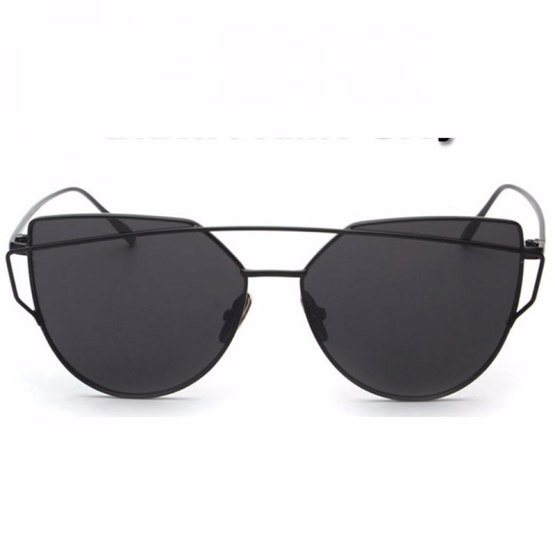 RunBird Cat Eye Sunglasses 🆓 ongkir jabodetabek