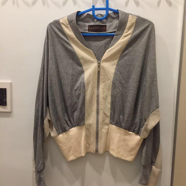 SALE!!! CLASSIFIED Grey Jacket