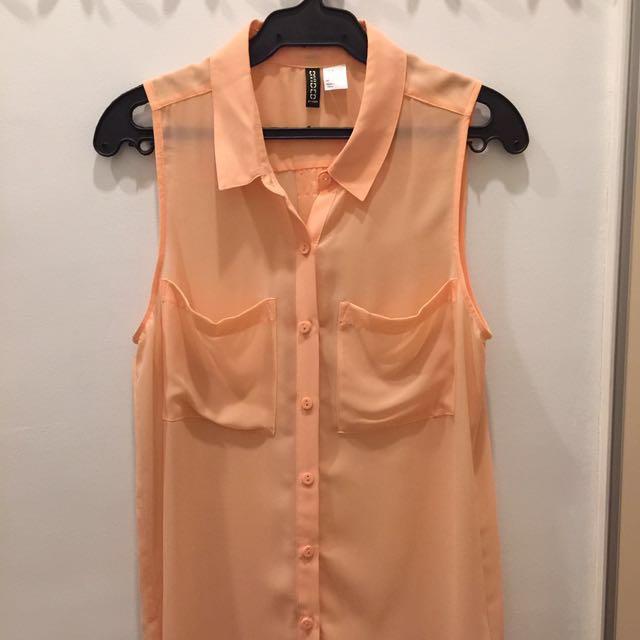 SALE!!! H&M sleeveless top