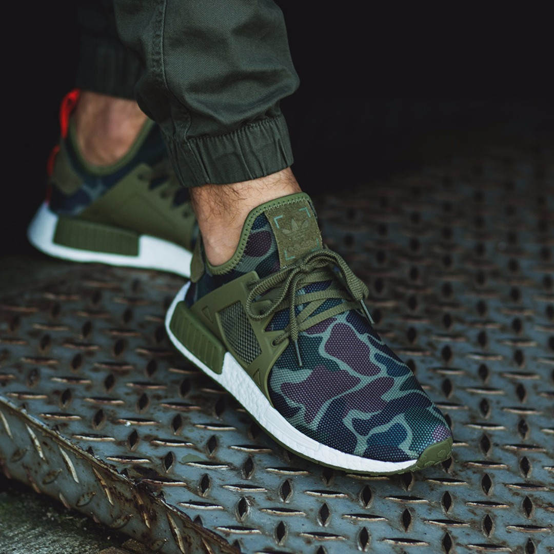 release date cb9fc 73bd4 Reduced Price BNIB Authentic Adidas NMD XR1 OLIVE GREEN Duck Camo (Size  UK5.5, US7, EUR38.5) Selling 168! If fast deal 150! (Please ignore BUMP  PRICE), ...