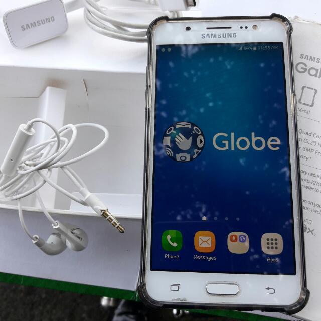 Samsung galaxy J5 16