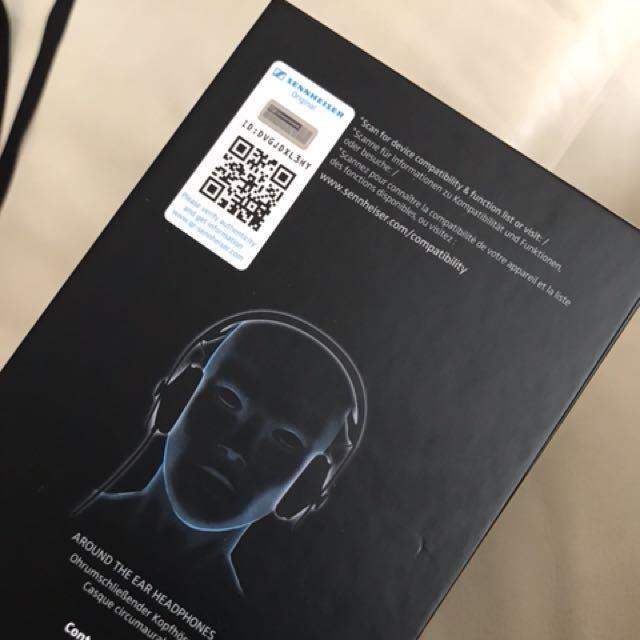 Sennheiser Momentum over-ear headphone sequel gains