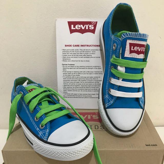 Sepatu Levis Original
