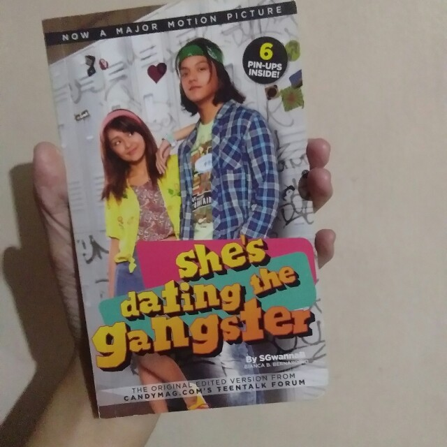 Shes dating the gangster epub