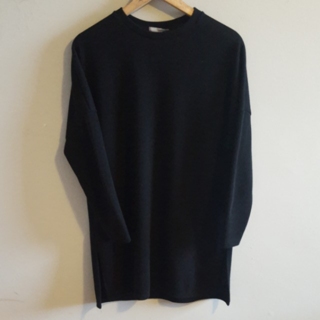 Size XS-S Oak and Fort Pullover