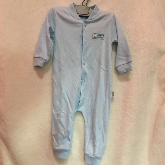 Sleep suit fluppy 5-6 bulan