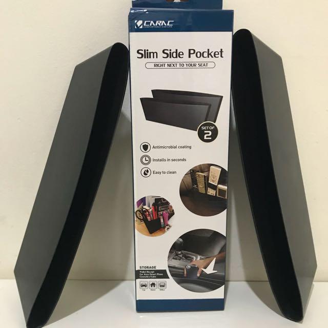 Slim Side Pocket