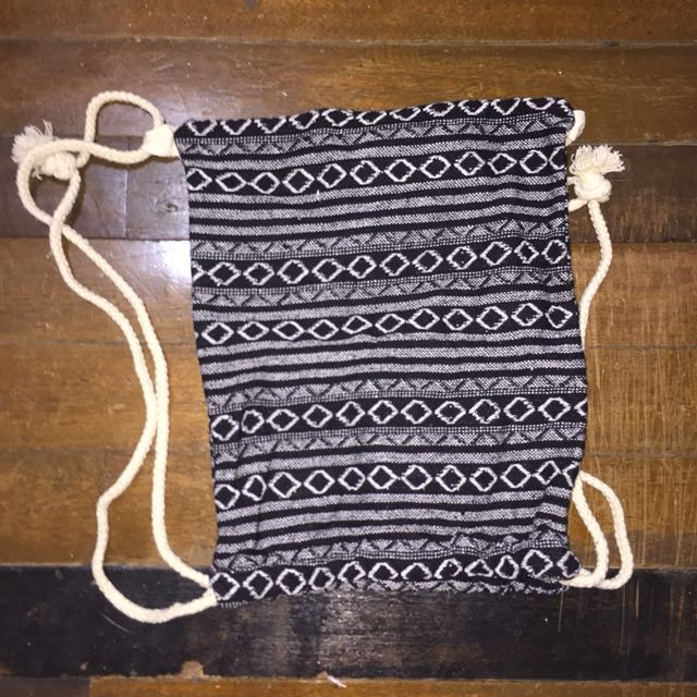 String bag from baguio