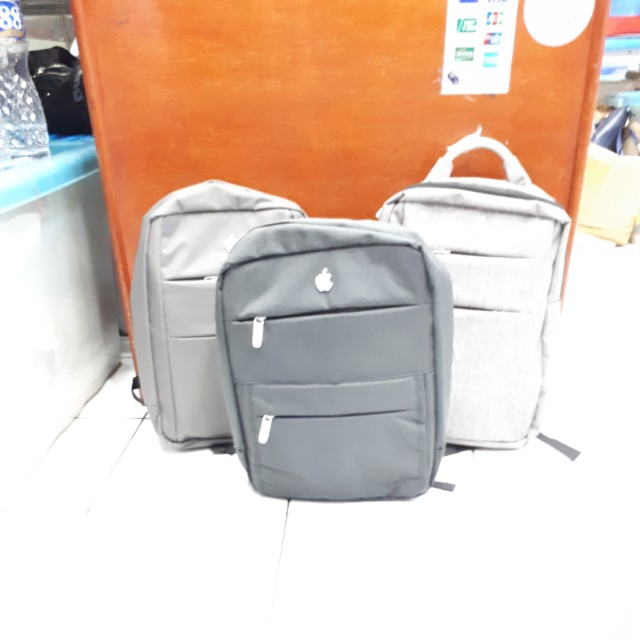 """Galeri Gambar POFOKO 13.3"""" Coolbeen Series Tas Laptop Waterproof Shockproof Sleeve Macbook - Hitam Lengkap"""
