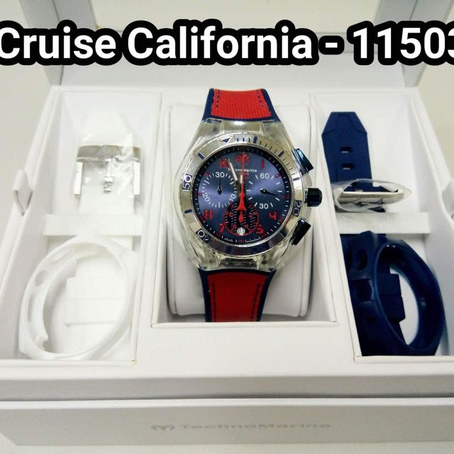 Technomarine Cruise California