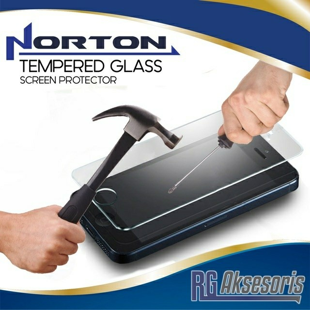 Tempered glass norton all type