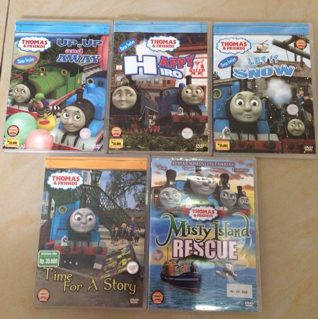 Thomas & Friends DVD Collection (ORIGINAL)