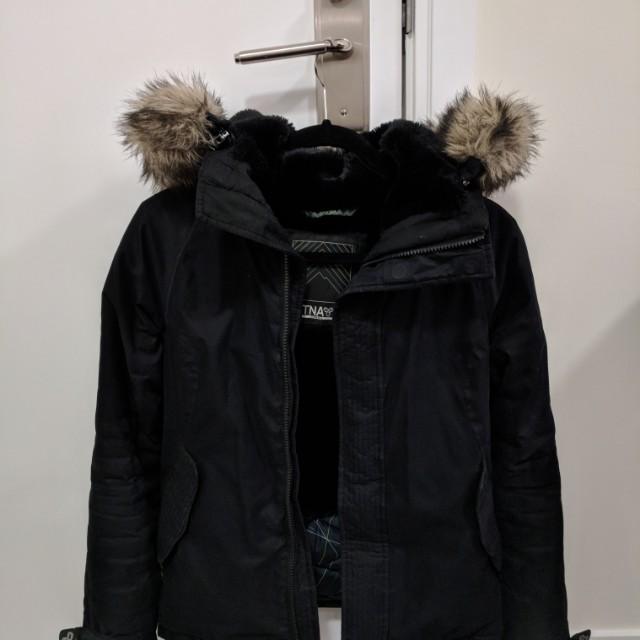 TNA Aritzia winter coat