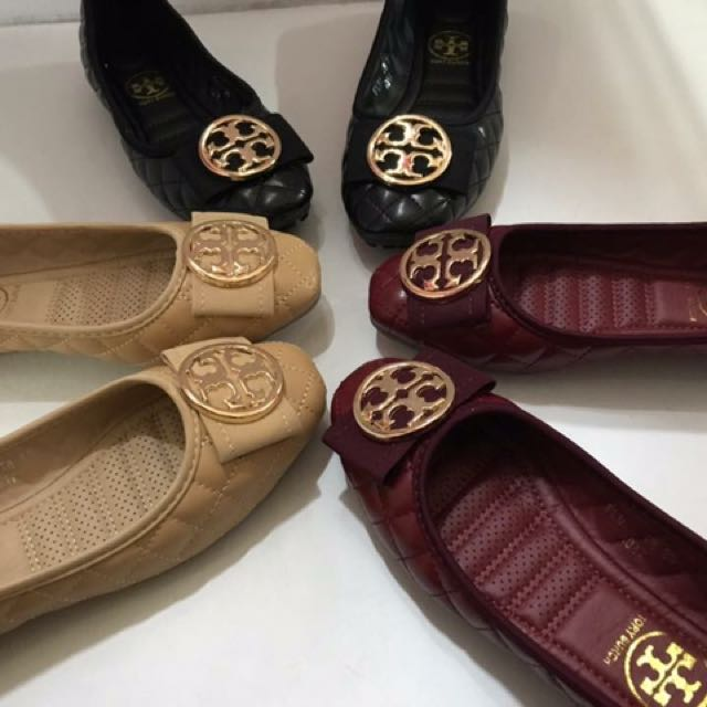 9748711c75ab4d ... ballet flats reebonz 756d3 6dd4e  clearance tory burch inspired doll  shoes womens fashion shoes on carousell d06ff d265d