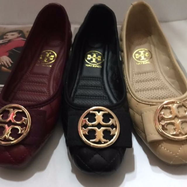Tory Burch Inspired Doll Shoes, Preloved Women's Fashion, Shoes on Carousell