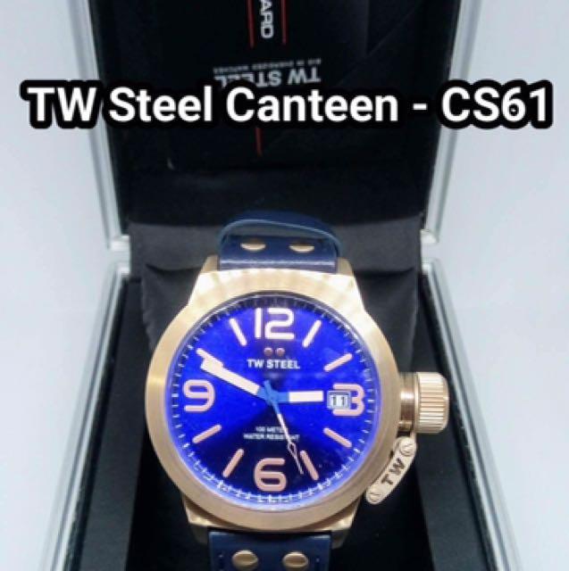 TW Steel Canteen