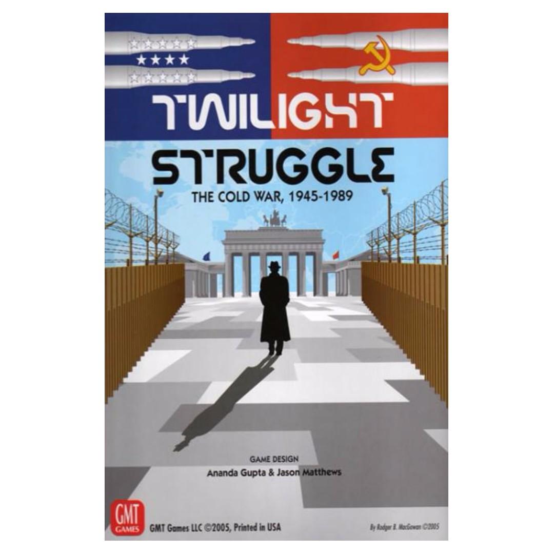 Authentic Twilight struggle
