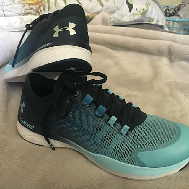 Under Armour Charged Trainers Women