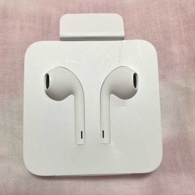 Unused Iphone 7 headset