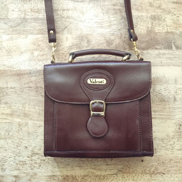 Valenti Genuine Leather Bag