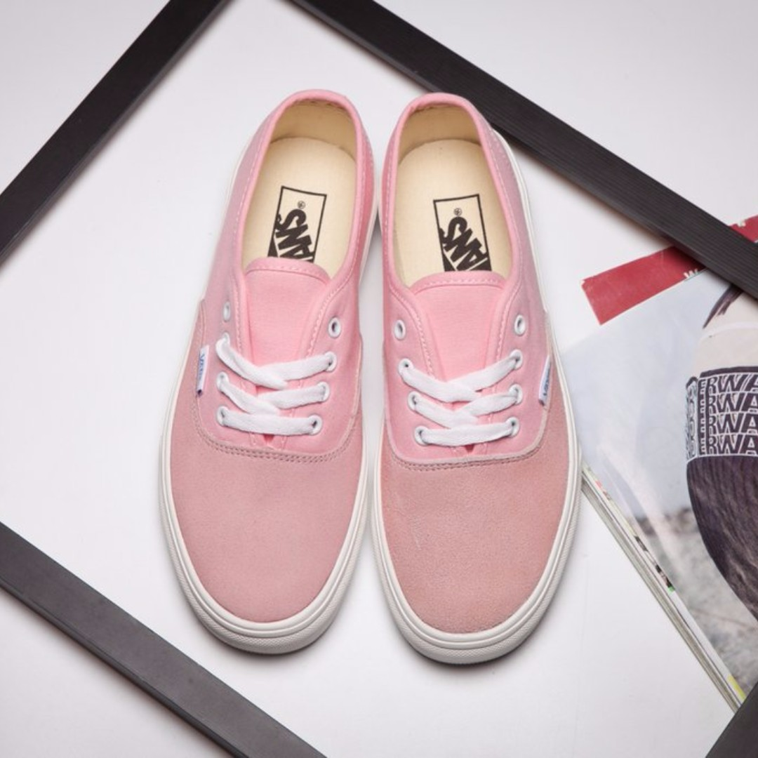 4eba1d211e Vans Vault OG Authentic LX  Light Pink