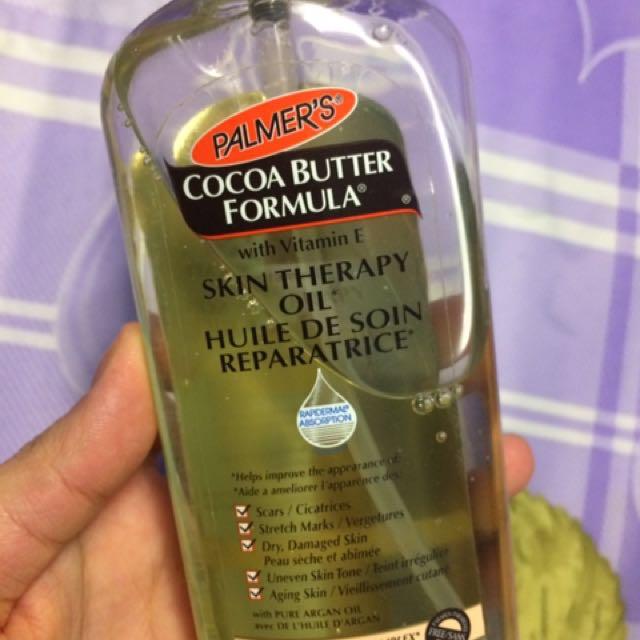 Vitamin E scar oil