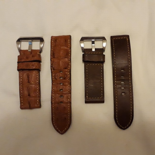 Watch Leather Straps