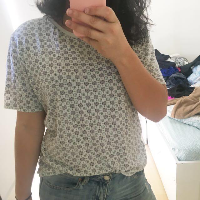 💸White cotton shirt
