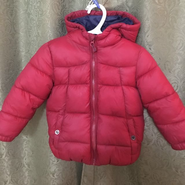 Winter jacket size 2/3years