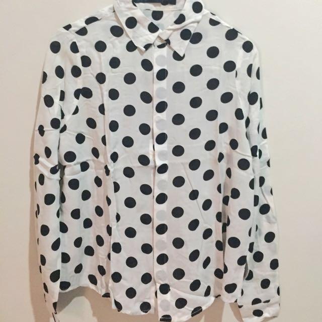 Zara Dot Shirt