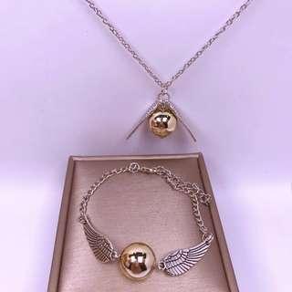 Harry Potter Quidditch (Bracelet/Necklace)