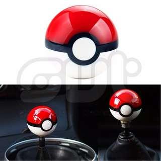 Pokemon Ball Gear Knob