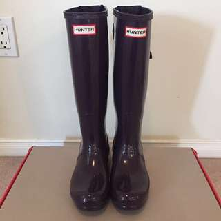 *price drop*Hunter Rainboots
