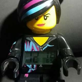 Lego Movie Alarm clock