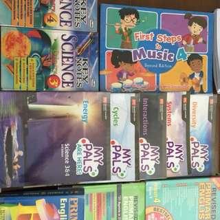 Primary three textbook