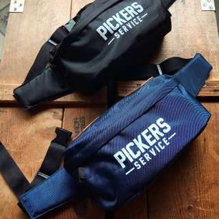 PICKERS SERVICE Sling Over Bag
