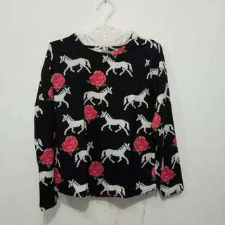 Unicorn blouse