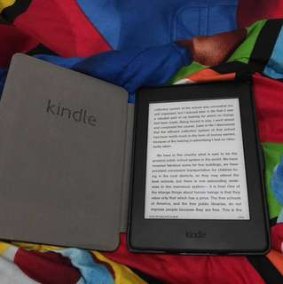 Kindle Paperwhite 3rd edition