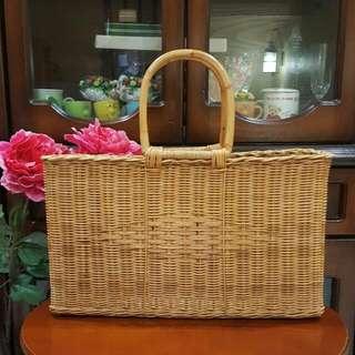 Rattan Bag / Basket