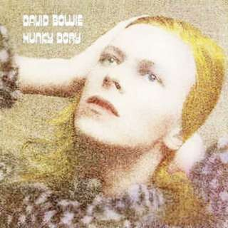 arthcd DAVID BOWIE Hunky Dory CD + 5 Bonus Tracks