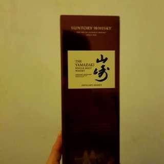 Yamazaki - Japanese Whisky