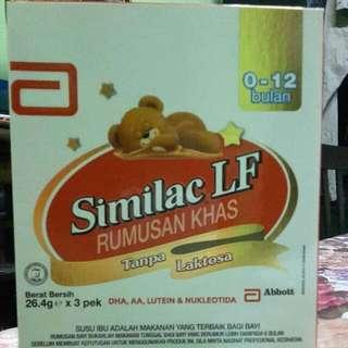 Similac LF 0-12m Trial Pack