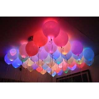 Balloon led 5pcs/pack