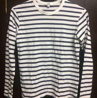 Uniqlo Sweater/Long Sleeve Shirt