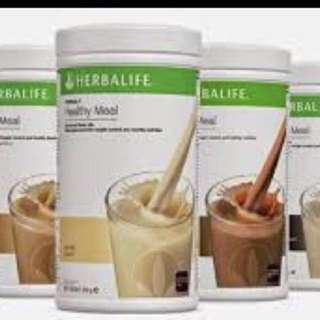 Looking for 'secondhand' Herbalife F1