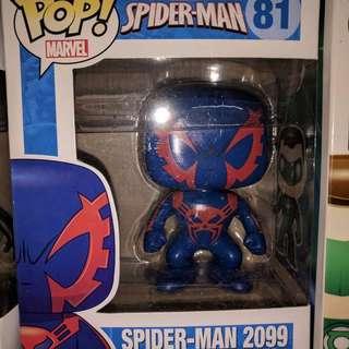 Funko Pop Spider