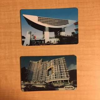 Collectible card