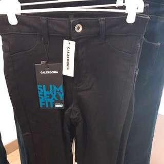 calzedonia slim sexy fit 黑褲 2017新款